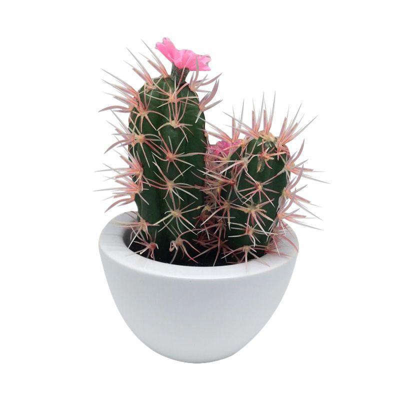 Atria Gymno Artificial Cactus Multicolor Pajangan