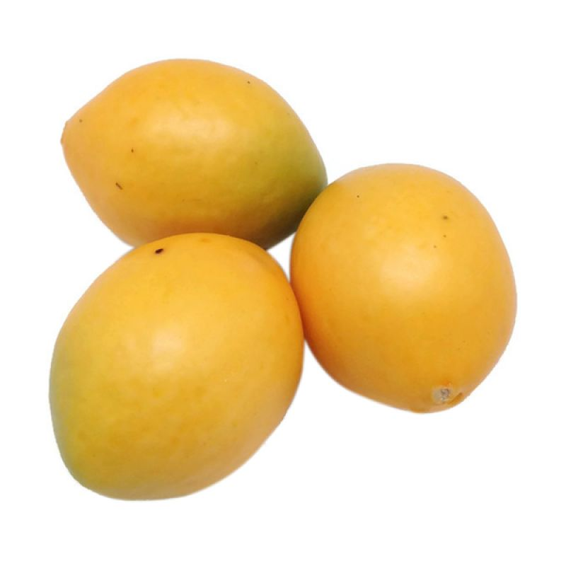 Atria Mini Lemon Art Kuning Buah Artificial