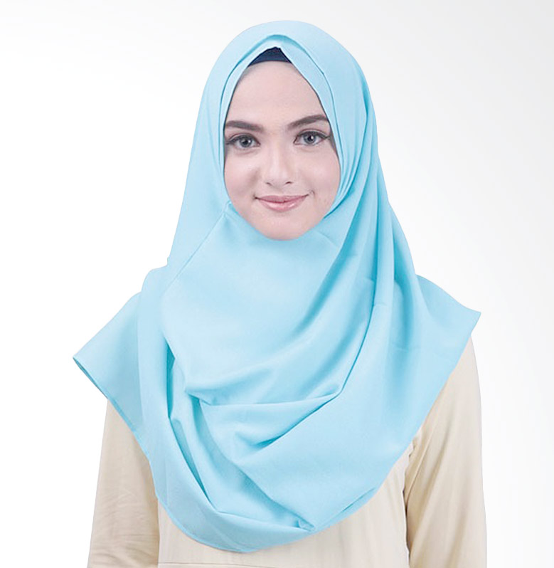 Diindri Milla Hijab Instan Dusty Green Hijau Daftar Harga Source · Scarves Safia Square Scarf Source