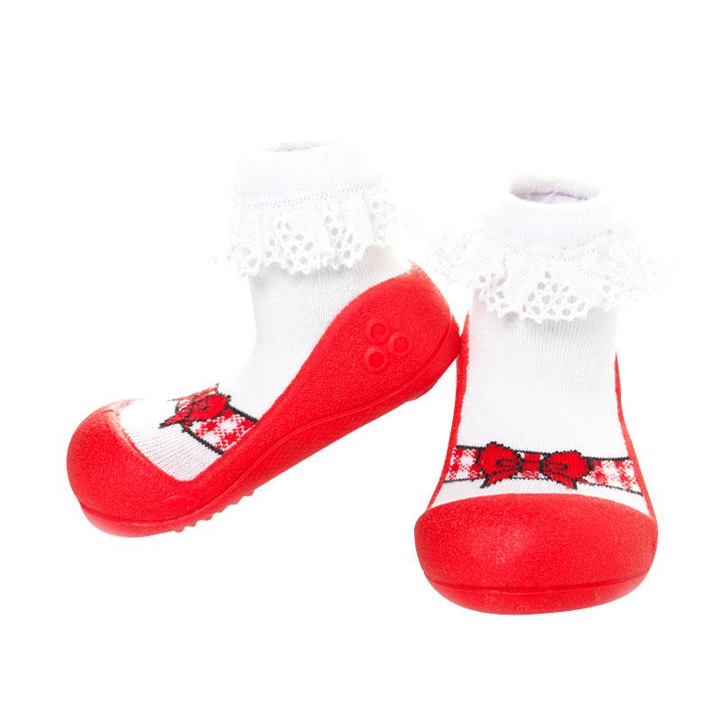Attipas Ballet Red Sepatu Bayi