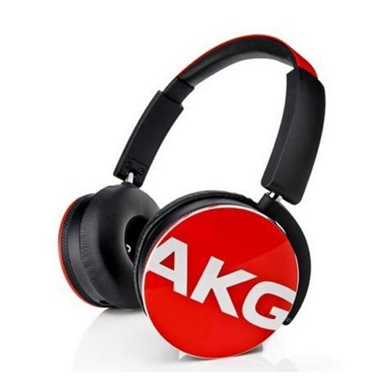 AKG Y50 Merah Headphone