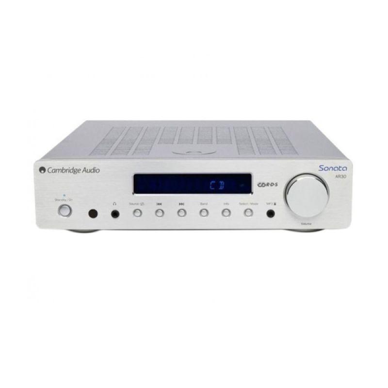 Cambridge Audio Sonata AR30 Silver Integrated Amplifier