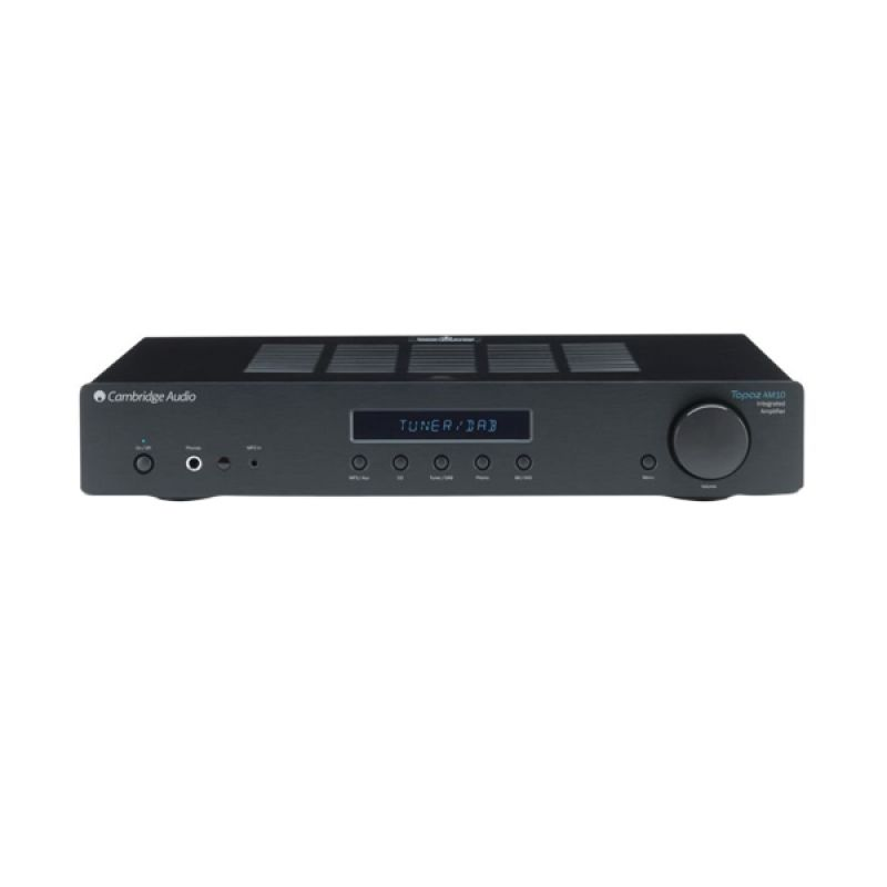 harga Cambridge Audio Topaz AM10 Hitam Integrated Amplifier Blibli.com