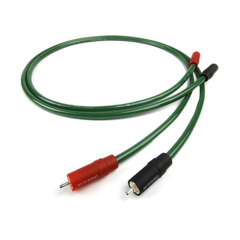 Chord Cobra VEE 3 stereo RCA Interkonek Kabel [1 m]