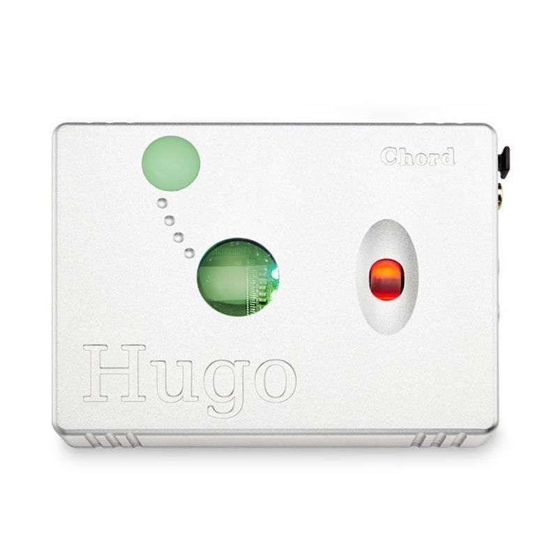 Chord Elektronik Hugo Putih Amplifier Portable