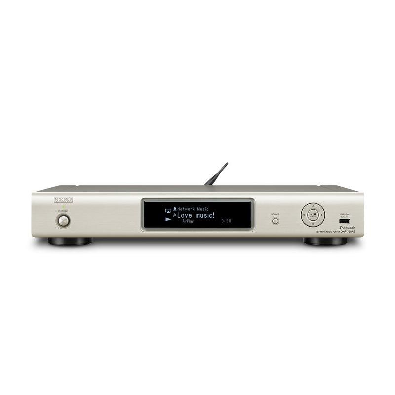 Denon DNP-720AE Hitam Network Player