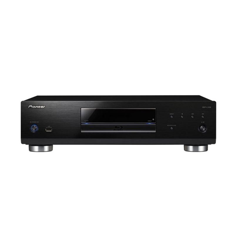 Pioneer BDP LX-58 Hitam Blueray Player