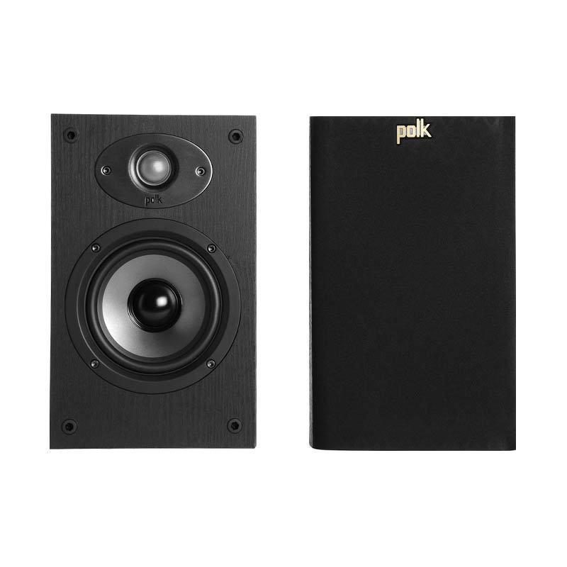 Polk Audio TSX110B Hitam Speaker