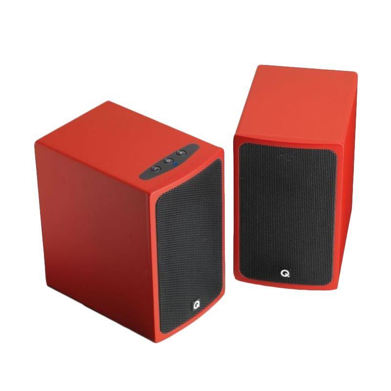 Q Acoustics BT3 Merah Set Speaker