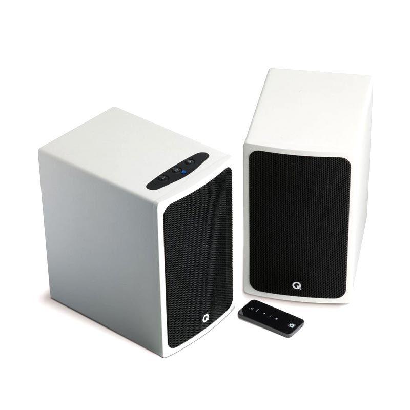 Q Acoustics BT3 Putih Set Speaker