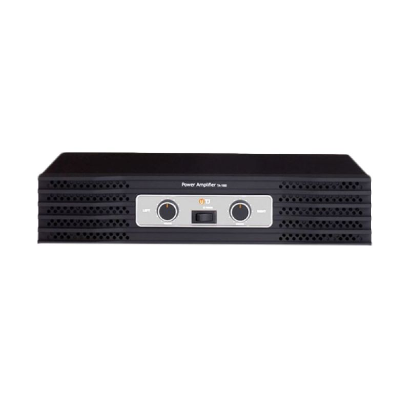 TJ TA-1000 Hitam Amplifier