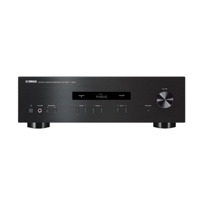 Yamaha A-S 201 Hitam Integrated Amplifiers