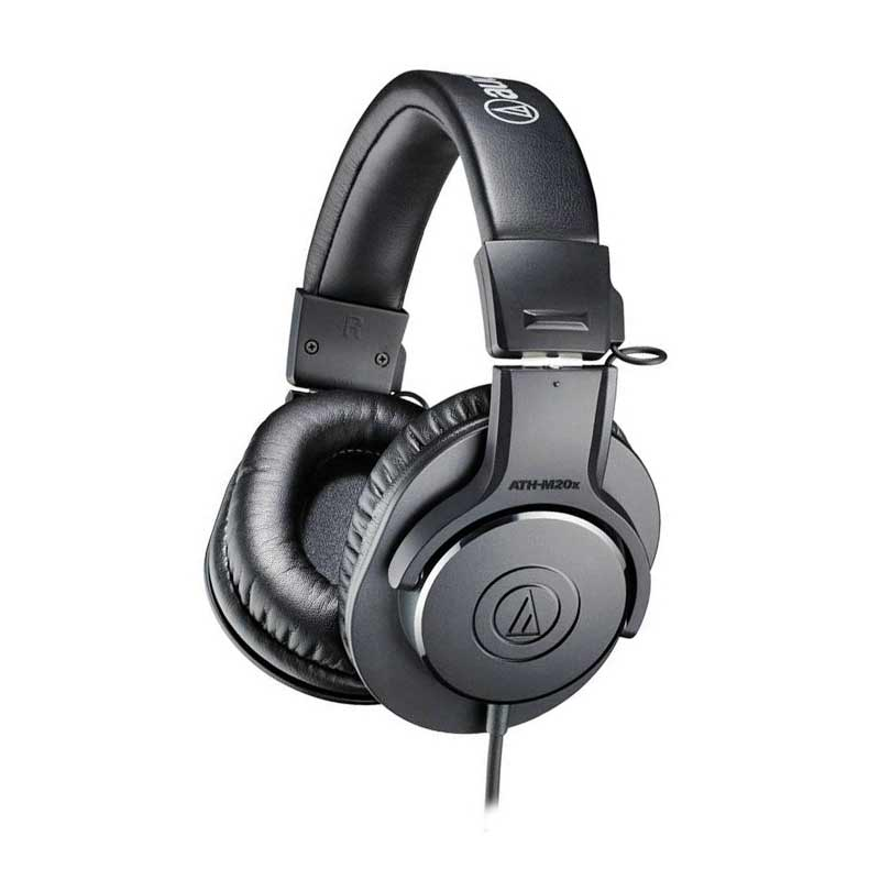 harga Audio Technica ATH-M20X Headphone Blibli.com
