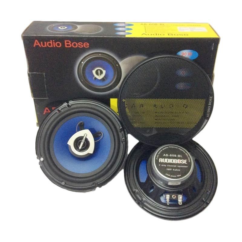 Jual Audiobose Ab608bl Speaker Mobil 6 Inch Online Februari 2021 Blibli