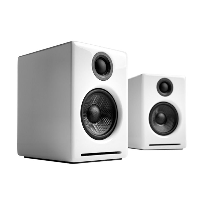 Audioengine A2+ White Speaker