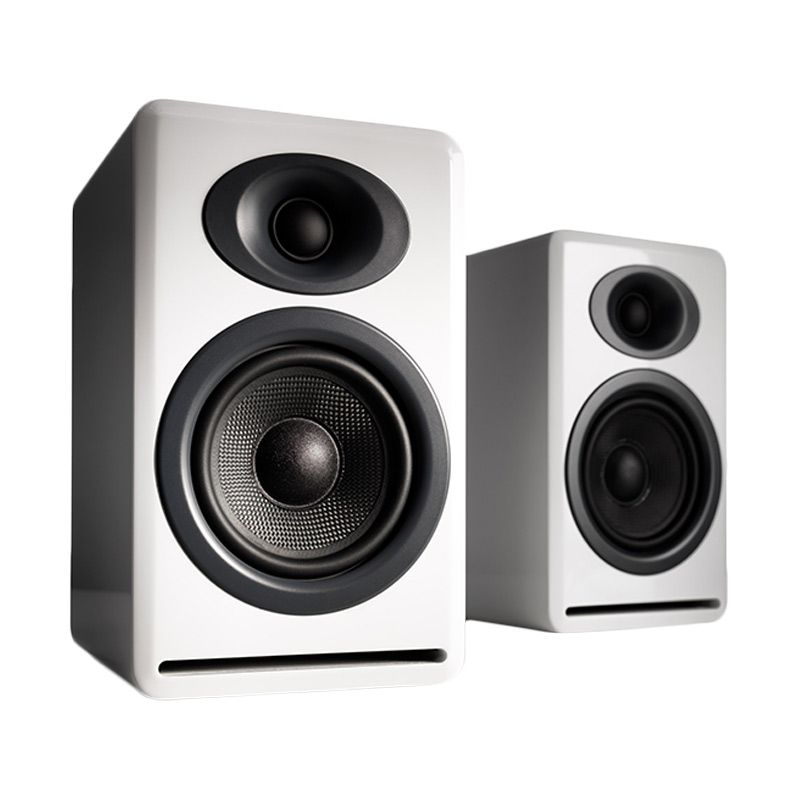 Audioengine P4 White Speaker