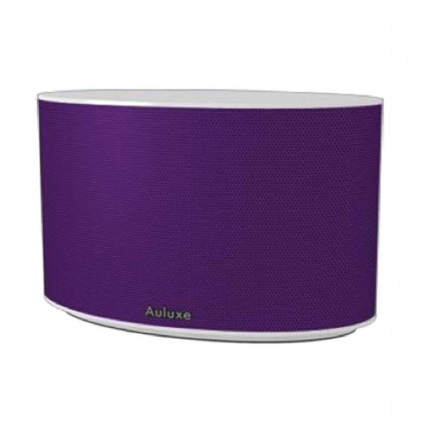 Auluxe Aurora AW1010 Speaker - White Purple