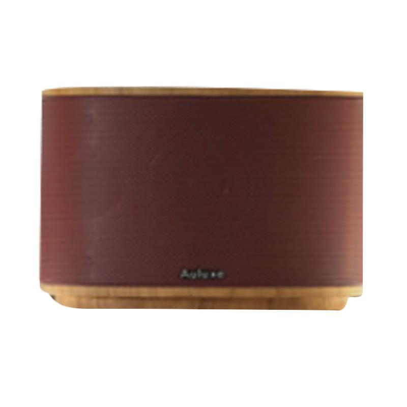 Auluxe Aurora Wood-AW1010W Speaker - Cherry Red