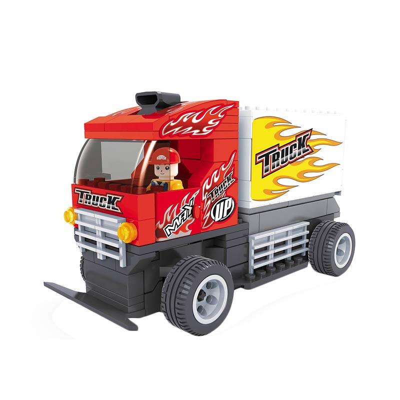 Ausini 20105 Remote Car Mainan Blok & Puzzle