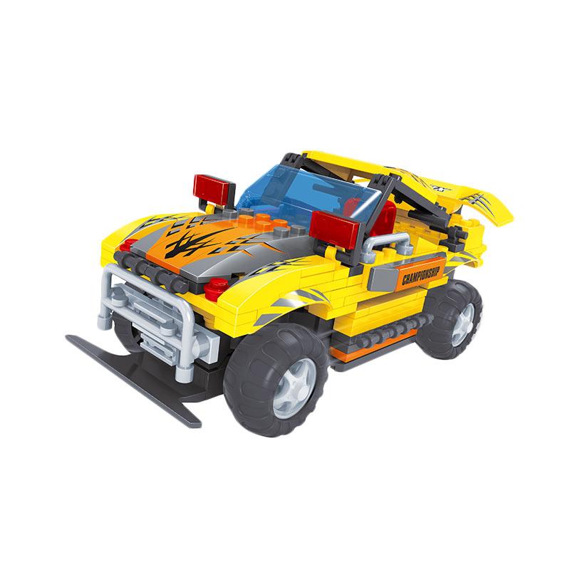 Ausini 20202 Remote Car Mainan Blok & Puzzle