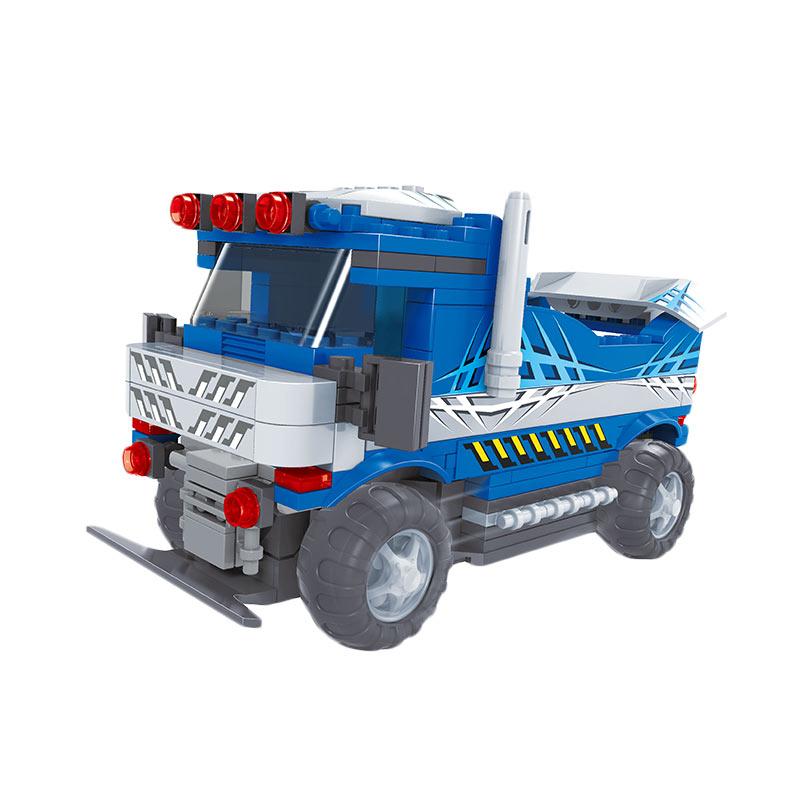 Ausini 20205 Remote Car Mainan Blok & Puzzle