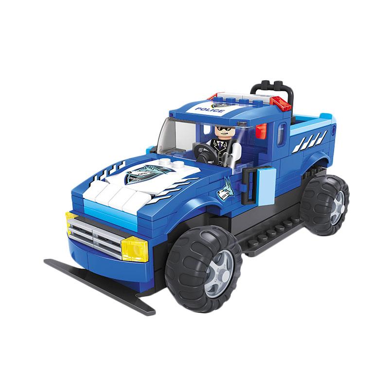 Ausini 20206 Remote Car Mainan Blok & Puzzle