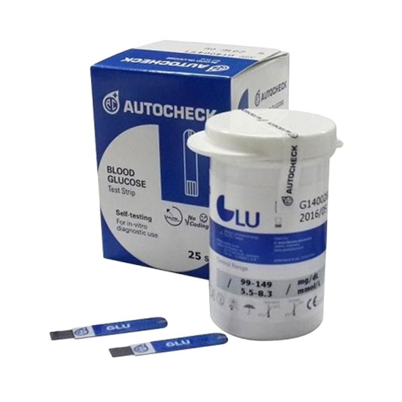 Autocheck Strip Glukosa - Gula