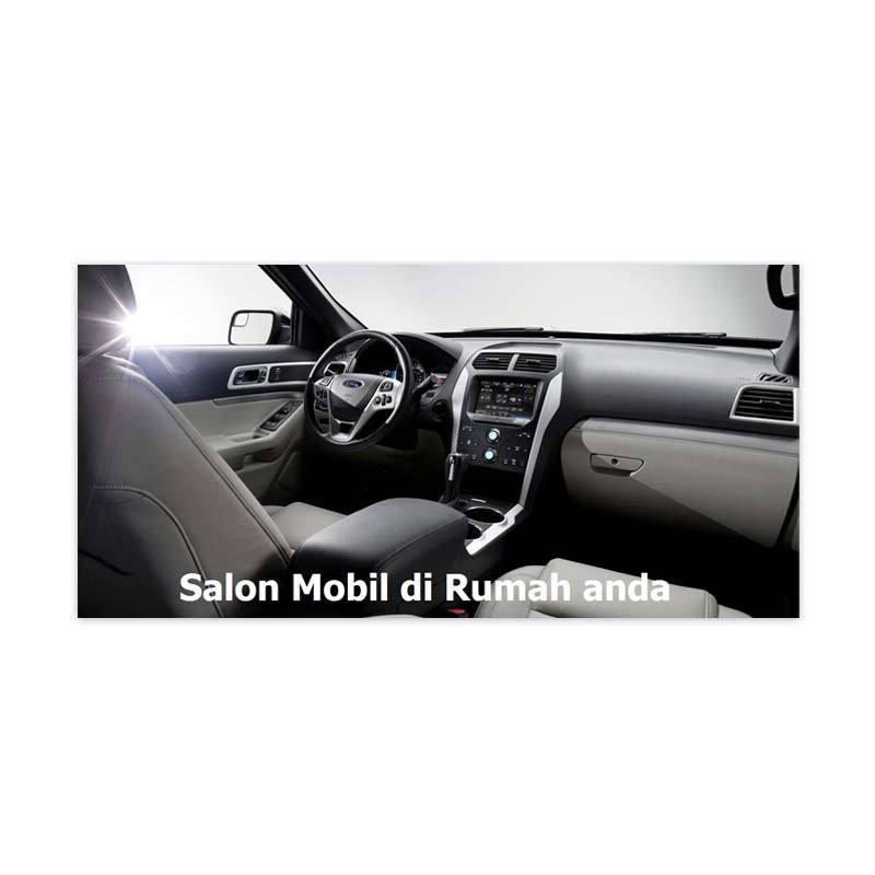 Salon Mobil di Rumah - Paket Full Interior dan Eksterior