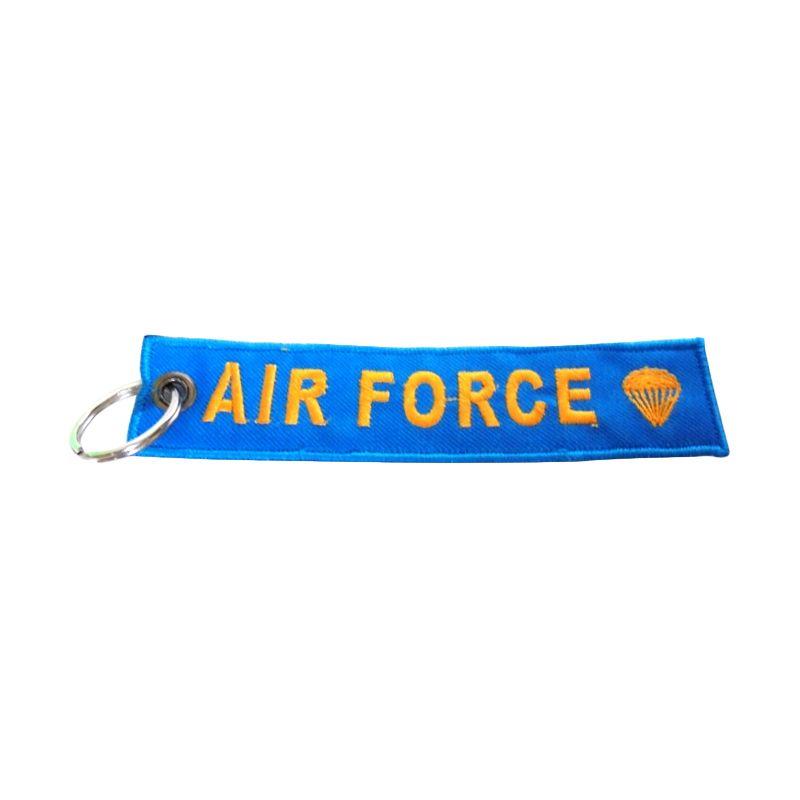 Automilshop Air Force Biru Gantungan Kunci