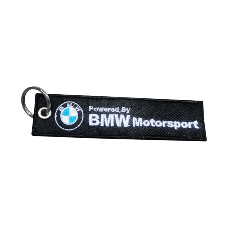 Automilshop BMW Hitam Gantungan Kunci