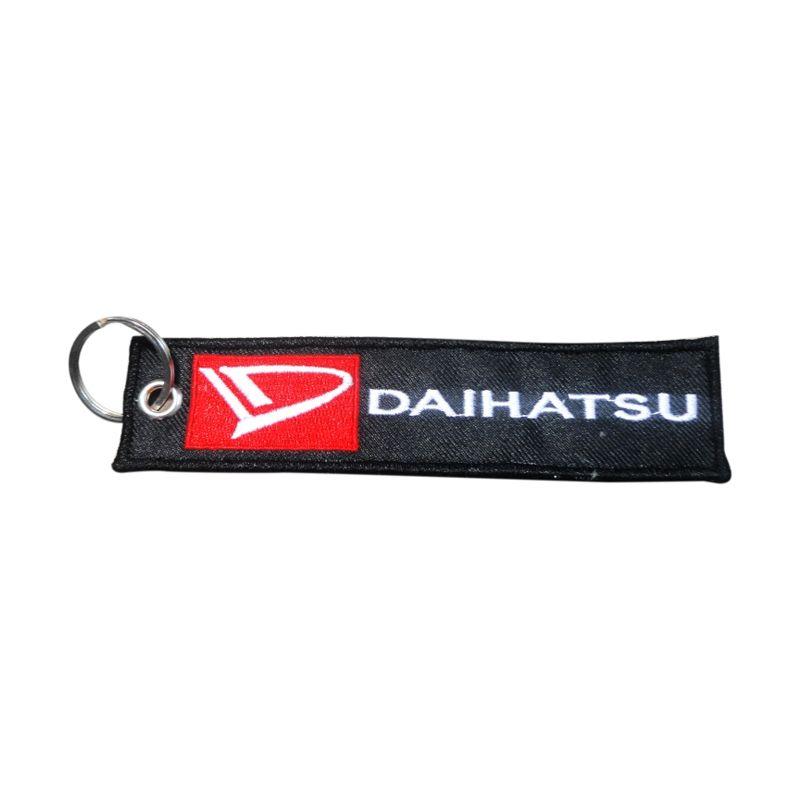 Automilshop Daihatsu Hitam Gantungan Kunci