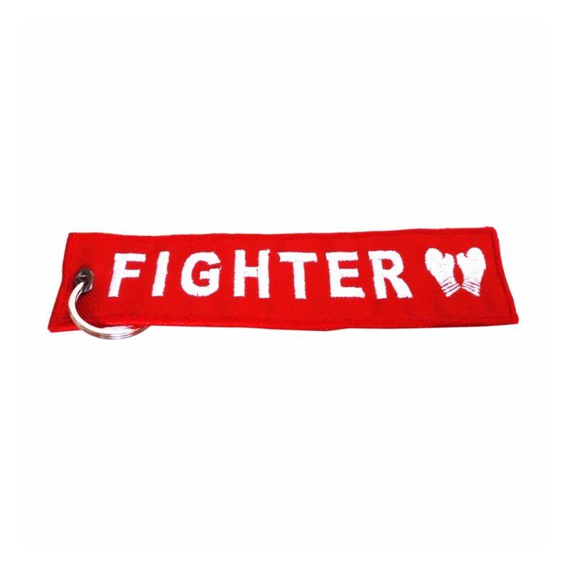 Automilshop Fighter Merah Gantungan Kunci