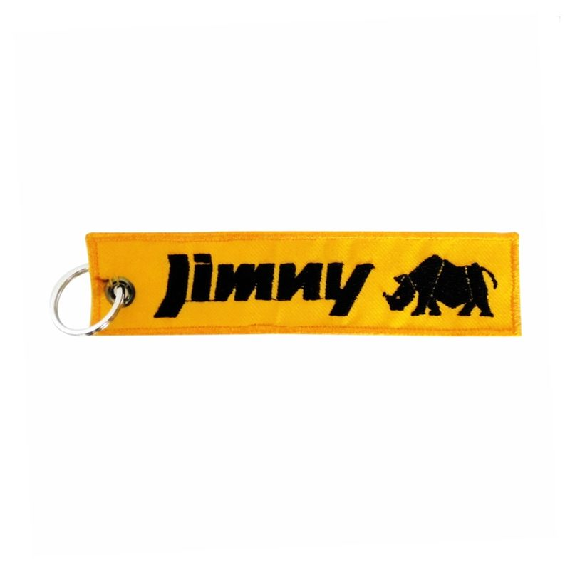 Automilshop Jimny Kuning Gantungan Kunci