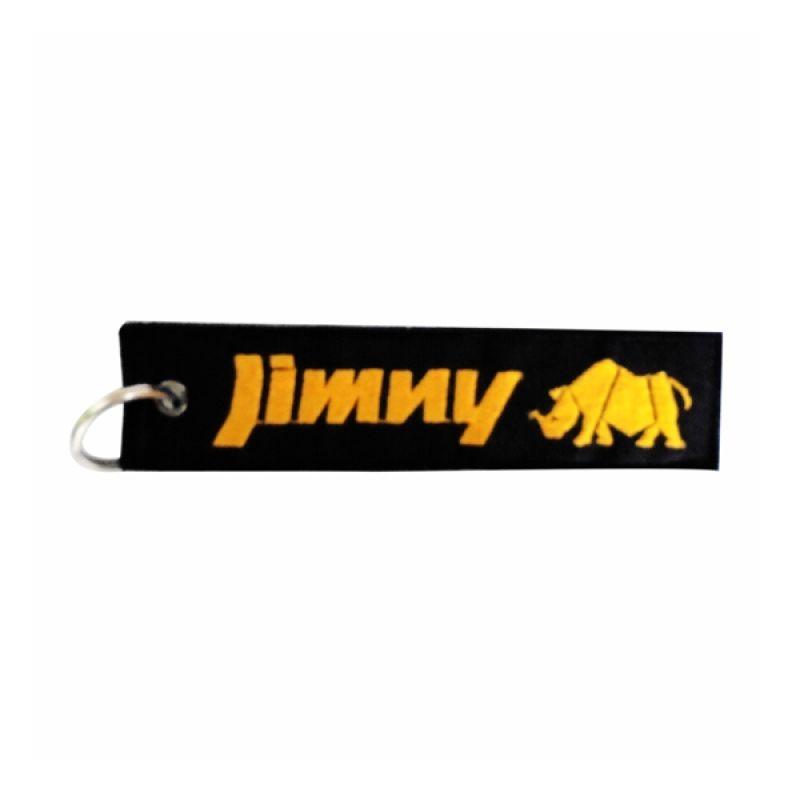 Automilshop Jimny Hitam Gantungan Kunci