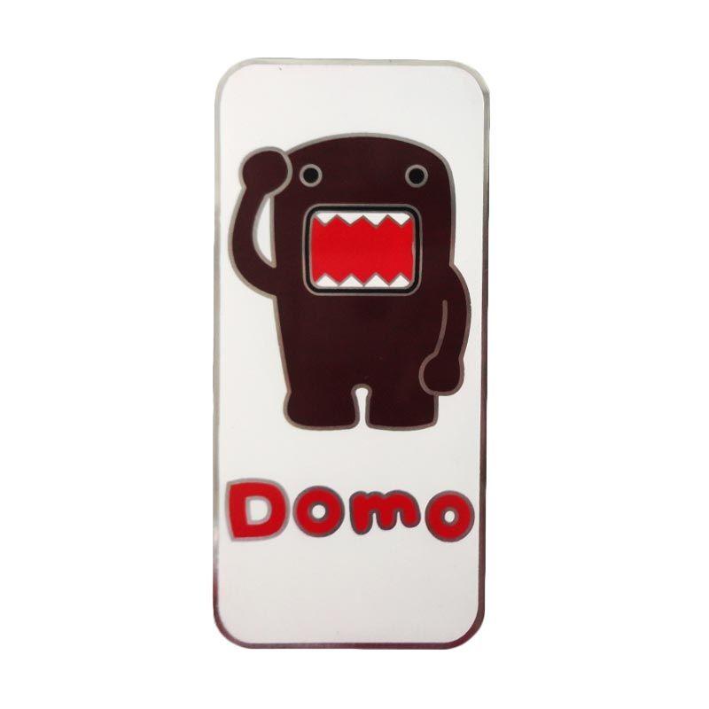 Automilshop Logo Domo Putih Aksesoris Mobil