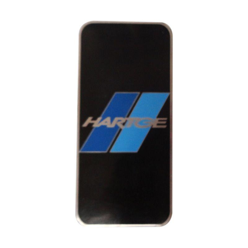 Automilshop Logo Hartge Hitam Aksesoris Mobil