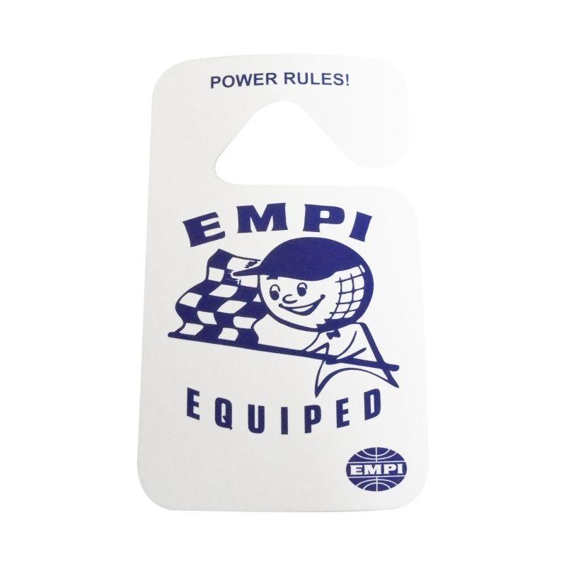 Automilshop Parking Permit EMPI Equiped Aksesoris Mobil