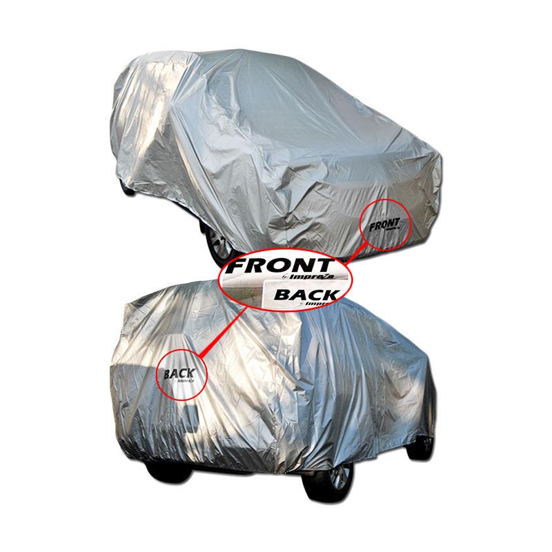 Autorace Impreza Body Cover Mobil for All New CRV - Abu-abu