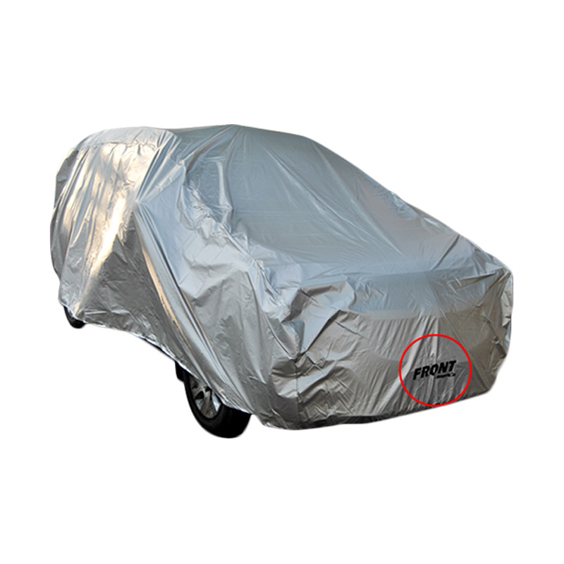 Autorace Impreza Body Cover Mobil For Nissan March - Abu-abu