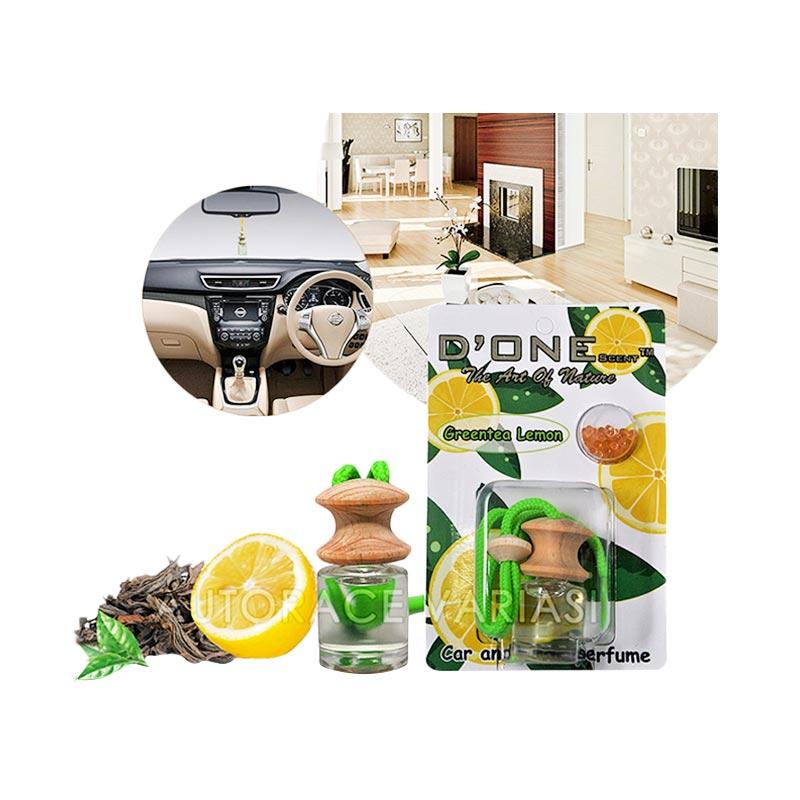 Kamis Ganteng FS - Autorace Car & Homme D'one Parfum Gantung - Greentea Lemon