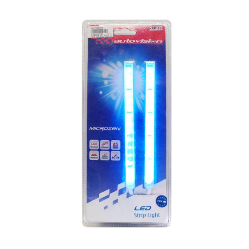 Autovision Microzen LED Knight 15 Light Blue [2 Set]