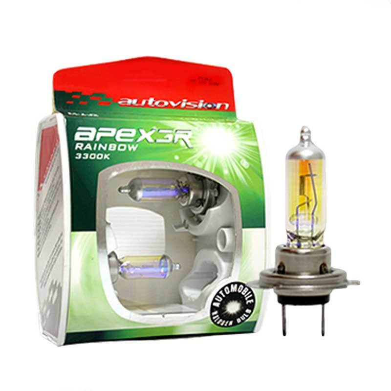 Autovision APEX Car H7 12 V 100 W Rainbow
