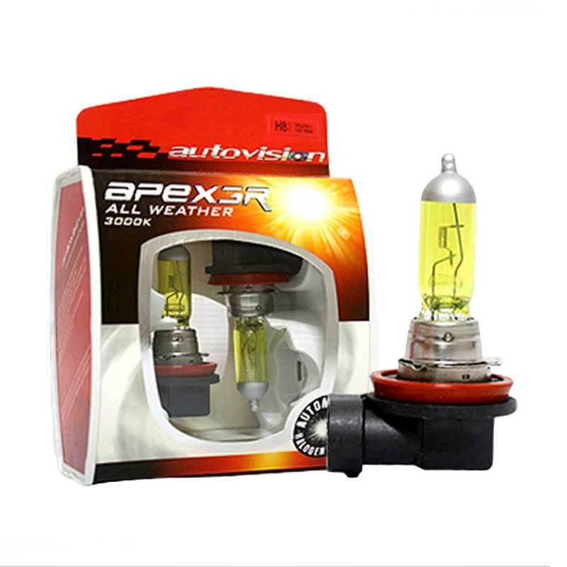 Autovision APEX Car H8 12 V 55 W All Weather