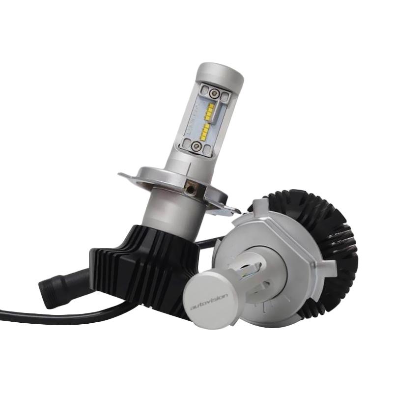Autovision LED LX-8 H4 Headlamp [12V/25W/6000K]