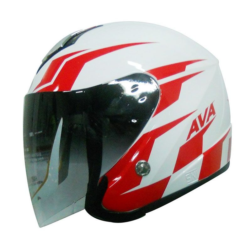 helm 2 kaca double visor moto gp red page 2 daftar. Black Bedroom Furniture Sets. Home Design Ideas