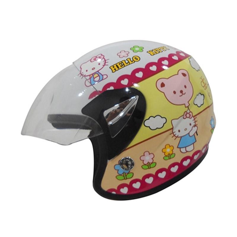 harga AVA Kids Junior Hello Kitty Helm Anak Blibli.com