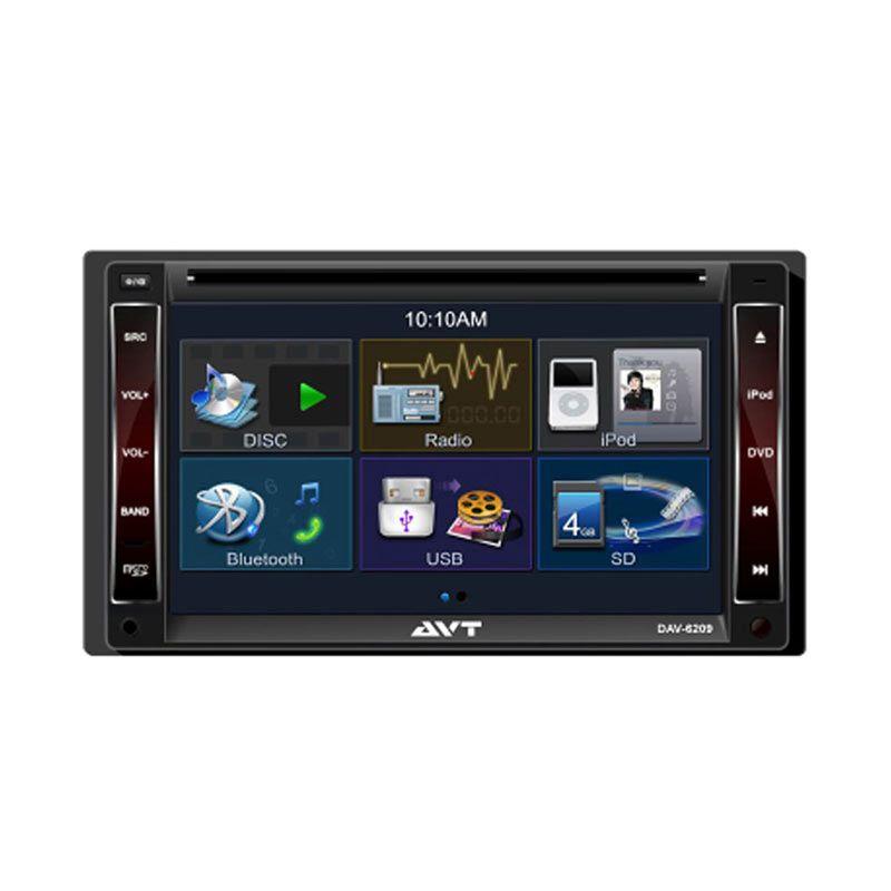 AVT DAV 6209 NON GPS - HEADUNIT 2DIN