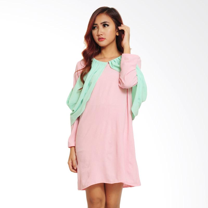 Ayako Fashion Helena 647 Blouse - Pink