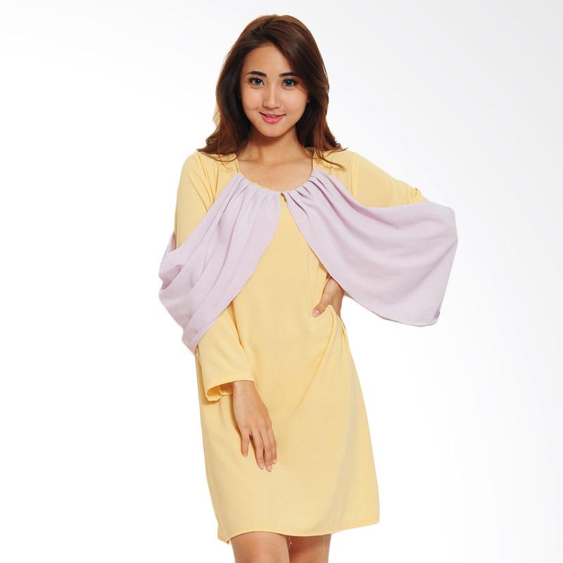 Ayako Fashion Helena 647 Blouse - Yellow