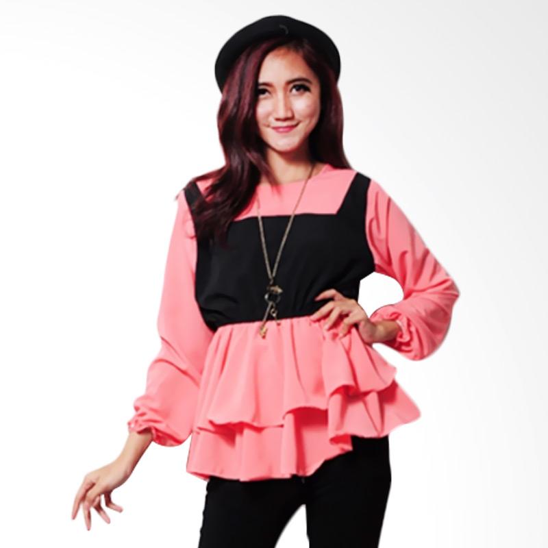 Ayako Fashion Kimi 347 Blouse - Pink
